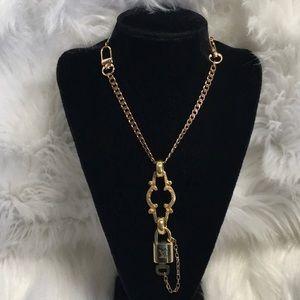 Authentic Louis Vuitton Padlock (#324)Put on Chain